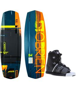 O'Brien Bruce Wakeboard O'Brien GTX Bindings