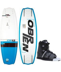O'Brien CTP Wakeboard O'Brien GTX Bindings