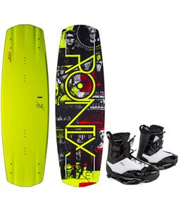Ronix ATR S Wakeboard w/ Ronix Frank Wakeboard Boots