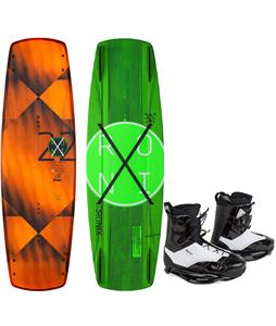 Ronix Code 22 Intelligent Core Wakeboard w/ Frank Wakeboard Boots