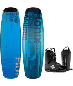Ronix William Intelligent Core Wakeboard w/ Hyperlite Frequency Bindings