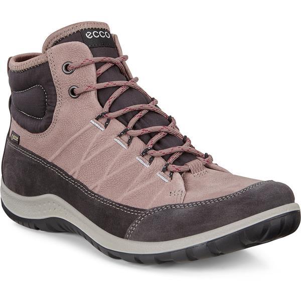 ECCO Aspina GTX High Hiking Shoes - Womens