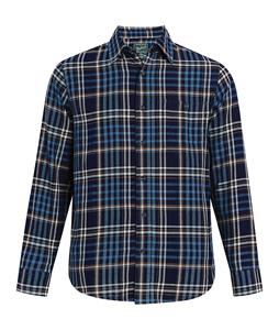 Woolrich Indigo Eco Rich Shirt