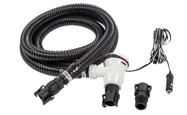Image of Eight.3 Plug N Play 1200GPH 12V 5AMP Fuse Ballast Pumps