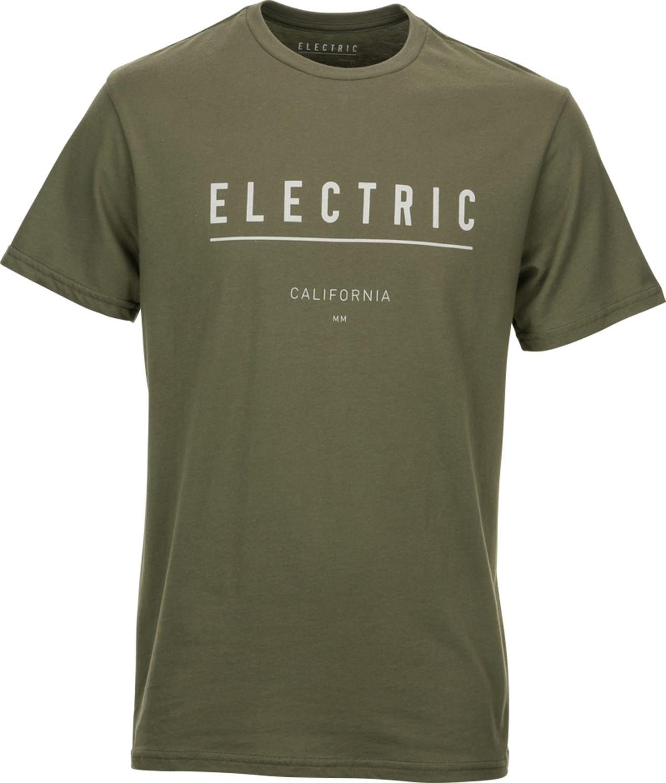Electric Corporate Identity Custom T Shirt