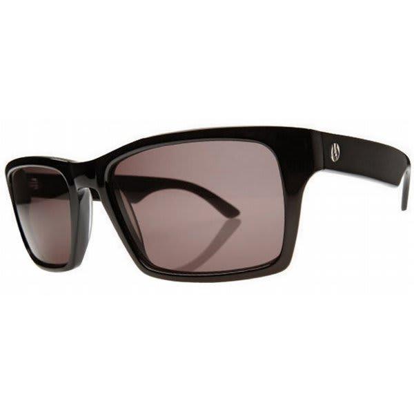 Electric Hardknox Sunglasses Gloss Black / Grey Lens U.S.A. & Canada