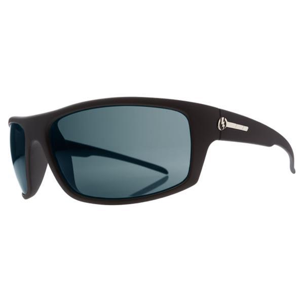 Electric Tech One Sunglasses Matte Black / Melanin Grey Lens U.S.A. & Canada