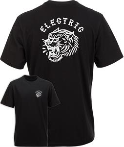 Electric White Tiger T-Shirt