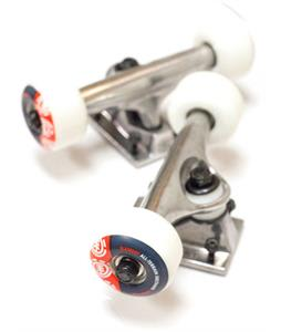 Element Component Bundle Skateboard Trucks (Pair) w/ Wheels