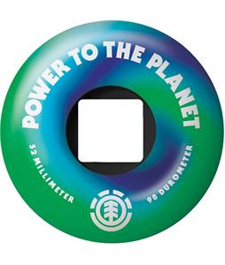 Element Earth Day Skateboard Wheels