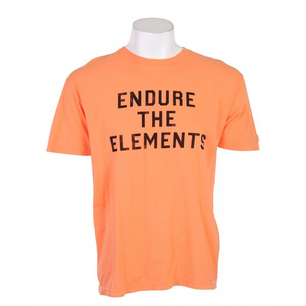 Element Endure T Shirt U.S.A. & Canada