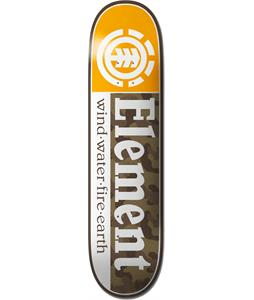 Element Expedition Seal Skateboard Deck