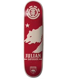 Element Julian Patch Skateboard Deck