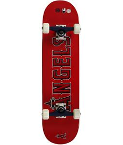 Element MLB Angels Skateboard Complete