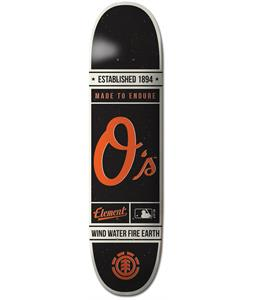 Element MLB Baltimore Orioles Est. Skateboard Deck