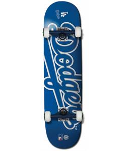 Element MLB Dodgers Skateboard Complete