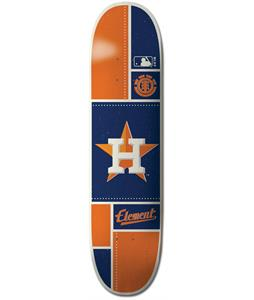 Element MLB Houston Astros Square Skateboard Deck