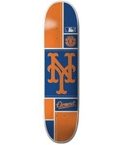 Element MLB New York Mets Square Skateboard Deck