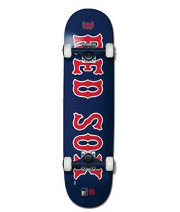 Element MLB Red Sox Skateboard Complete