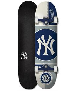Element MLB Yankees Skateboard Complete