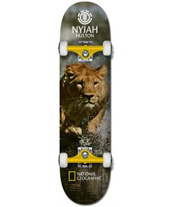 Element National Geographic Nyjah Lion Skateboard Complete