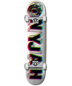 Element Nyjah 3D Block Skateboard Complete