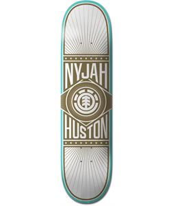 Element Nyjah Brilliance Skateboard Deck