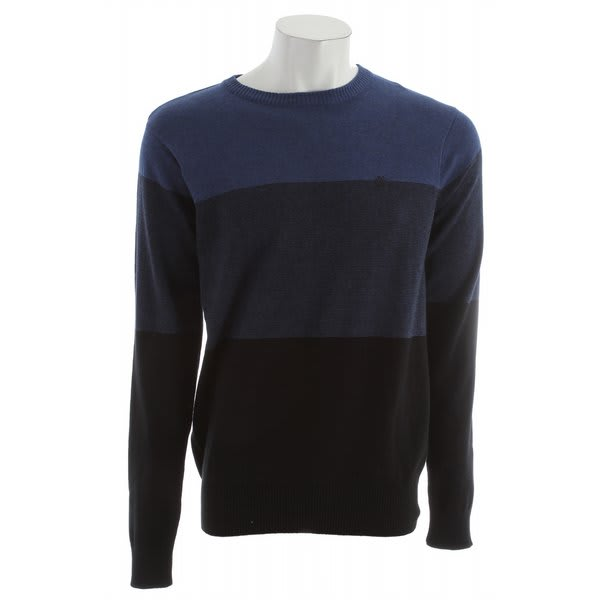 Element Paul Sweater Cobalt U.S.A. & Canada