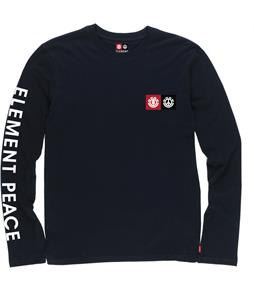 Element Peace Block L/S T-Shirt