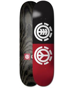 Element Peace Logo Skateboard Deck