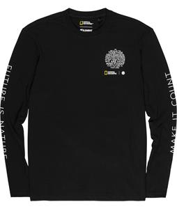 Element x National Geographic Earth L/S T-Shirt
