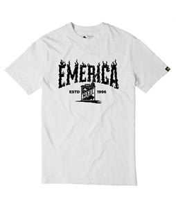 Emerica Gas Can Flame Logo T-Shirt