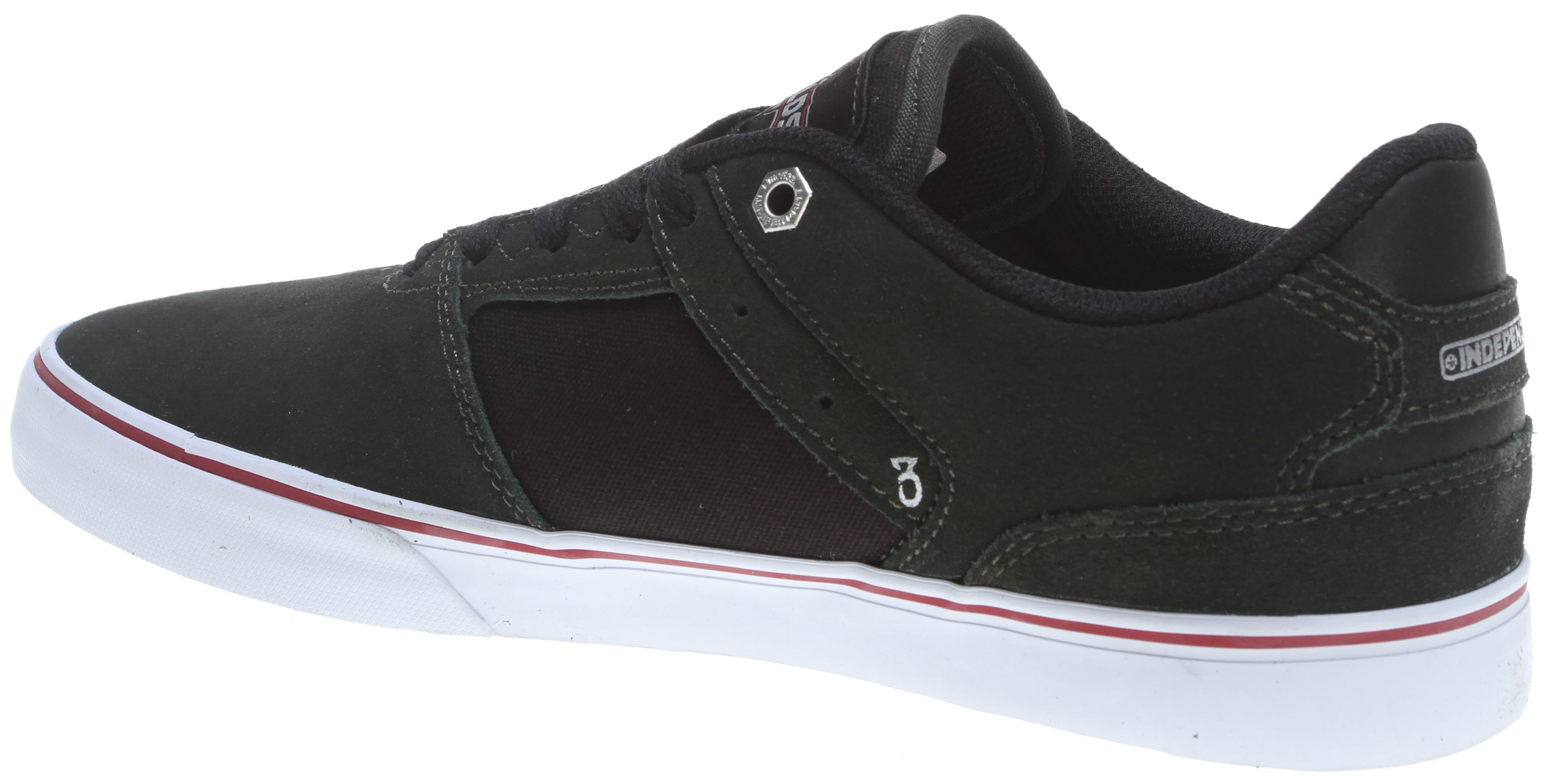 Emerica The Reynolds Low Vulc X Indy Skate Shoes - thumbnail 3