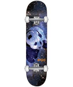 Enjoi Cosmos Panda Soft Wheels Skateboard Complete