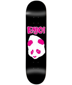 Enjoi Don't Fit Skateboard Deck
