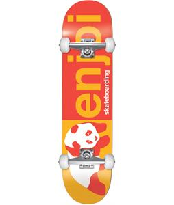 Enjoi Half And Half FP Skateboard Complete
