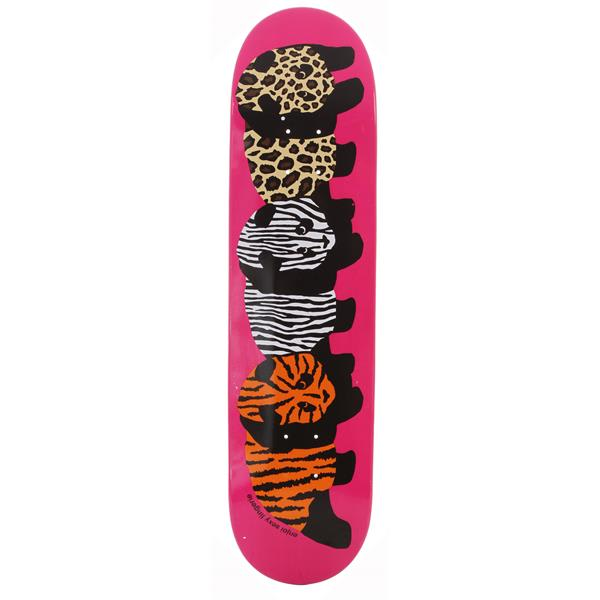 Enjoi Lingerie R7 Skateboard Pink U.S.A. & Canada