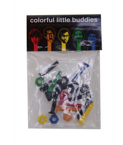 Enjoi Little Buddies Phillips Skateboard Hardware 1