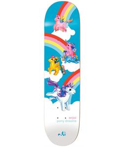Enjoi My Little Pony Dreams R7 Skateboard Deck