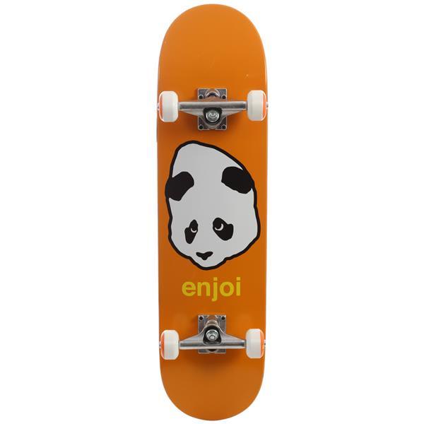 Enjoi Pandahead Skateboard Complete Orange U.S.A. & Canada