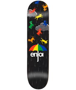 Enjoi Raining Cats & Dogs Skateboard Deck