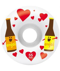 Enjoi Smitten Beer Skateboard Wheels