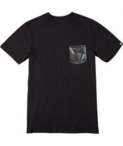 Etnies Geo Pattern Pocket T-Shirt
