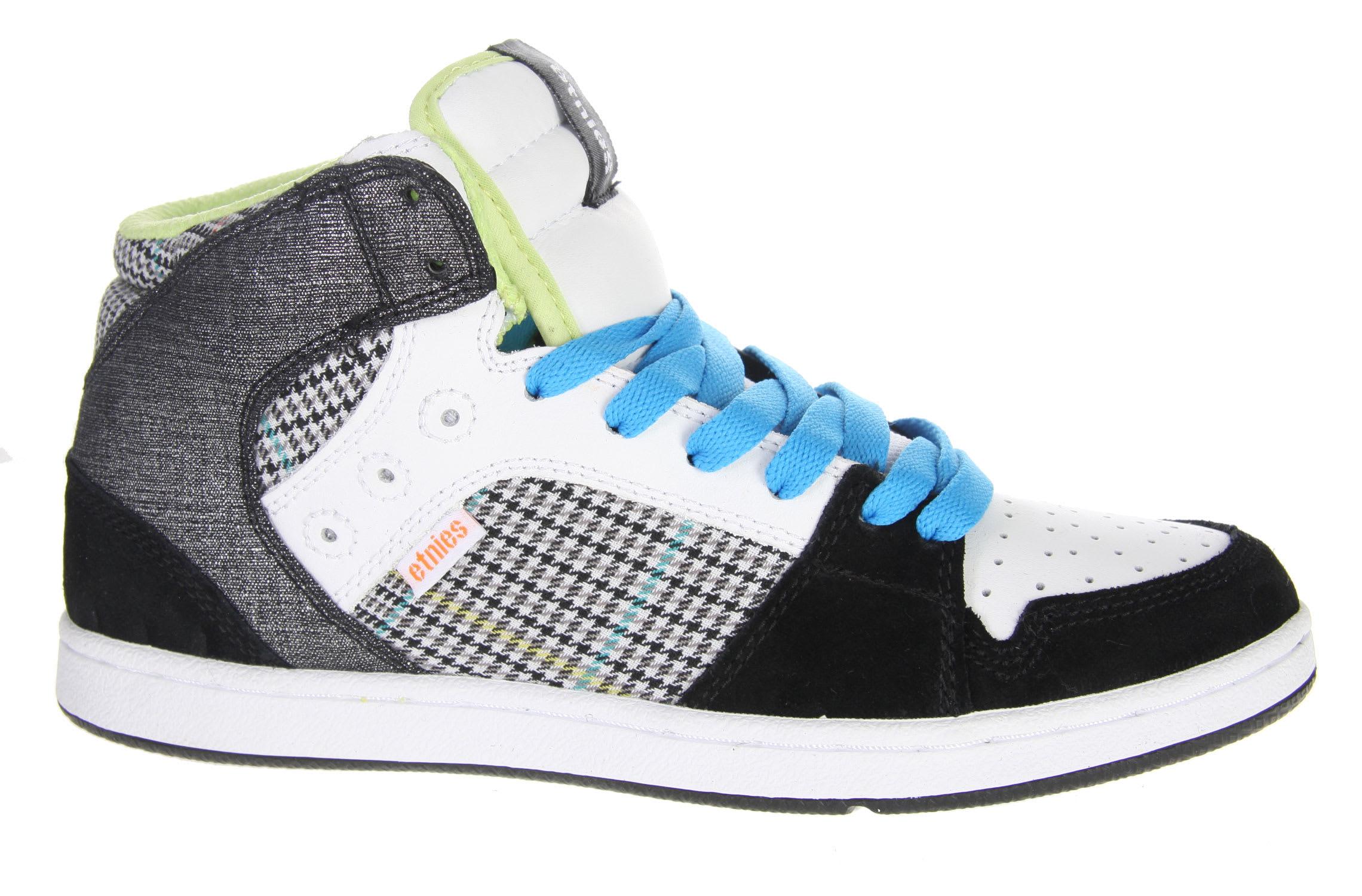 Etnies Perry Mid Skate Shoes - thumbnail 1 2a77dc532c