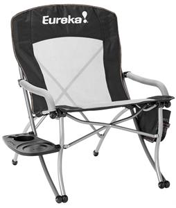 Eureka Curvy Chair w/ Side Table Camp Chair