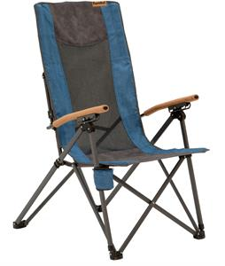 Eureka Highback Recliner Camp Chair