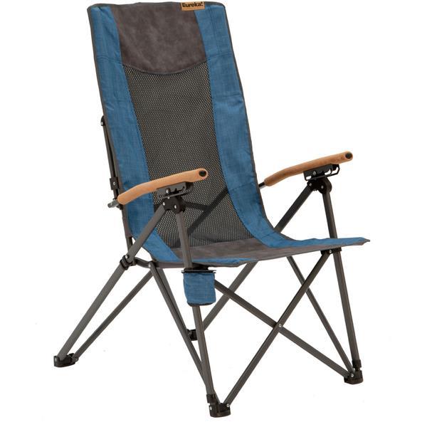 Eureka Highback Recliner Camp Chair 2019