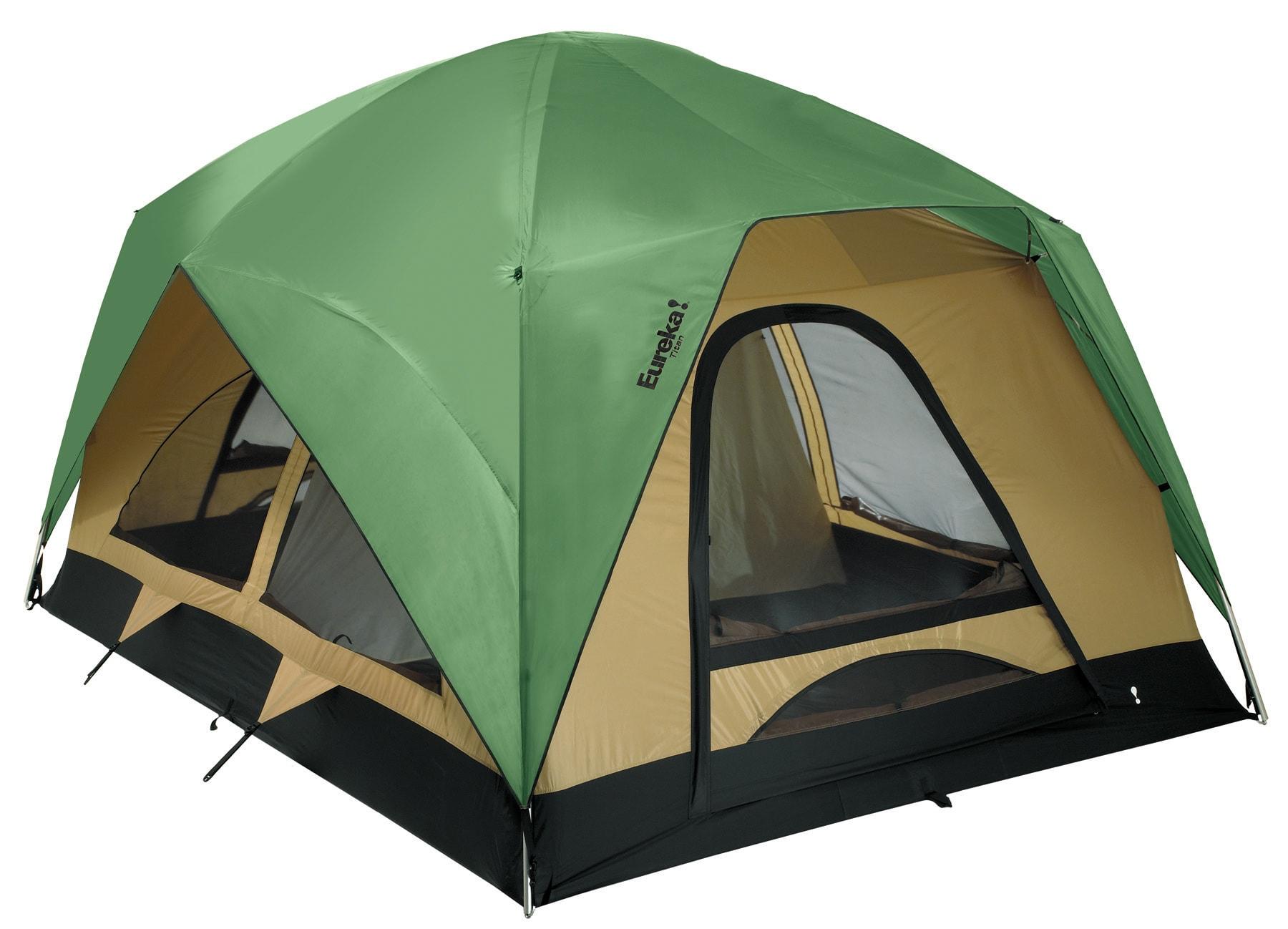 Eureka Titan 8 Person Tent - thumbnail 1  sc 1 st  The House & On Sale Eureka Titan 8 Person Tent up to 60% off