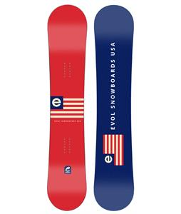 Evol Flag Wide Snowboard
