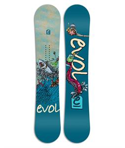 Evol White Wave Wide Snowboard